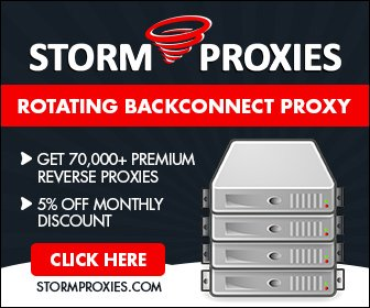 Storm Proxies - Proxy Review