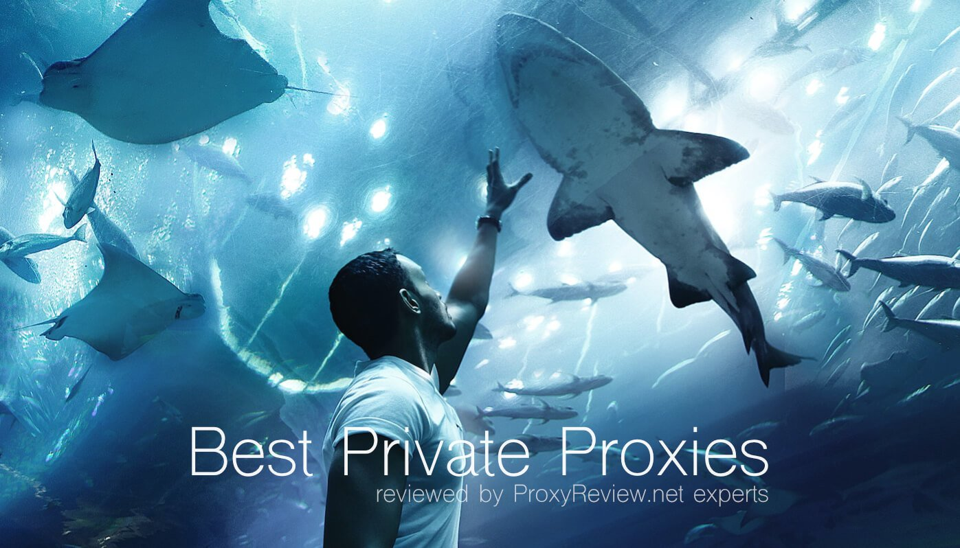 best private proxy